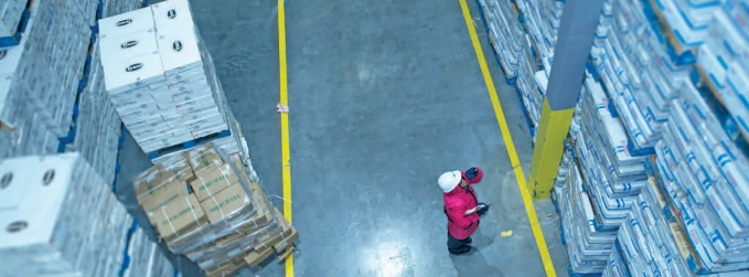 Fire detection in cold storage